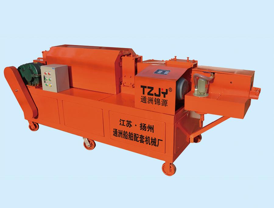 XZTZ-6型六辊式多功能钢管调直机