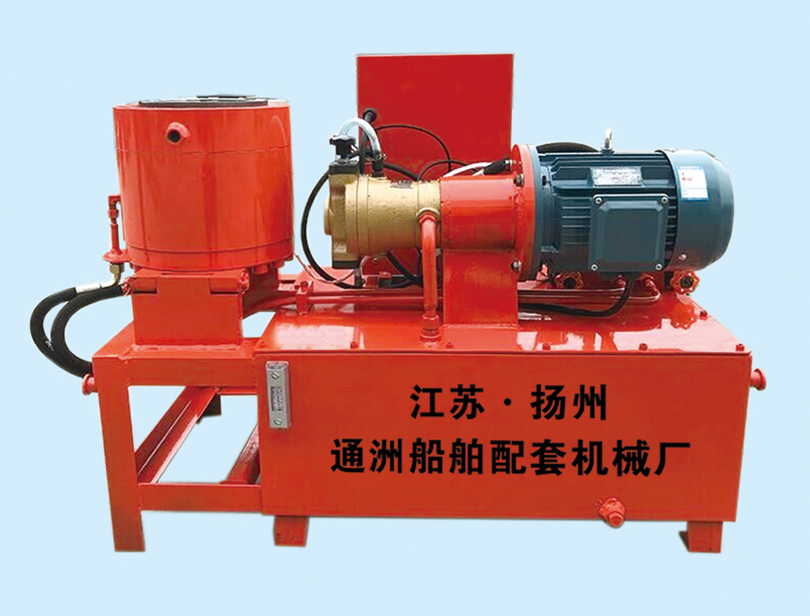 SK-48型钢管缩口机(立卧两用))