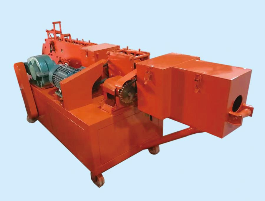 YLTZ-4型多功能钢管调直机